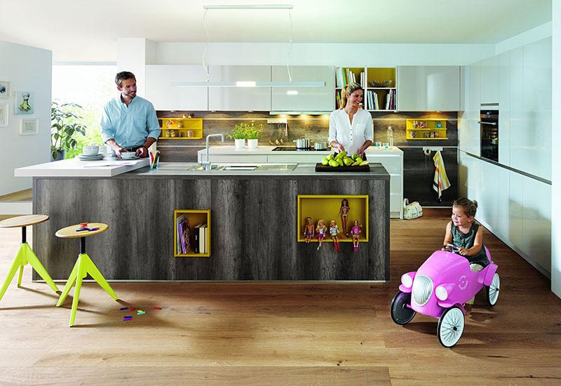 Beton ist das Küchen-Dekor dieser Saison - IMMOBILIENMARKT