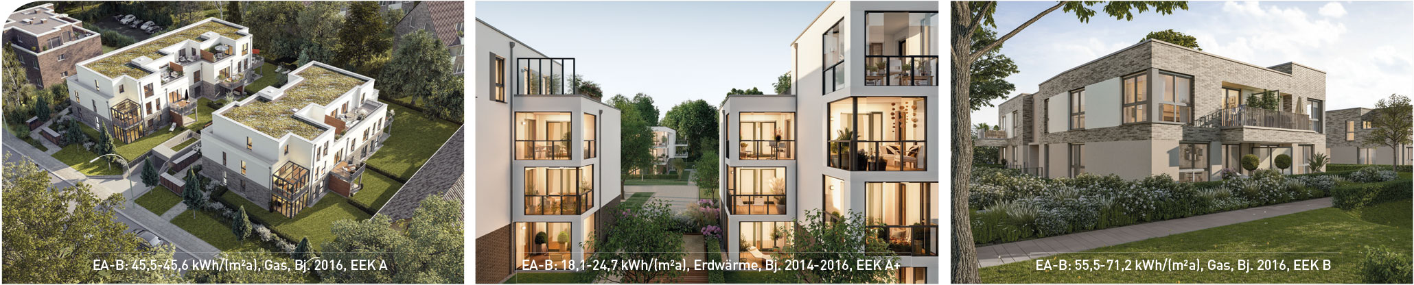 PROJECT Immobilien – Nachhaltig Wohnen in KfW-55-Neubauten ...