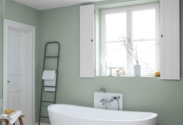 Das sanfte Graugrün ist so friedvoll wie ein Tagesanbruch. (Foto: epr/Alpina)