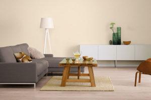 Beigenuancen scheinen Räume sanft zu umschmeicheln. (Foto: epr/Alpina)