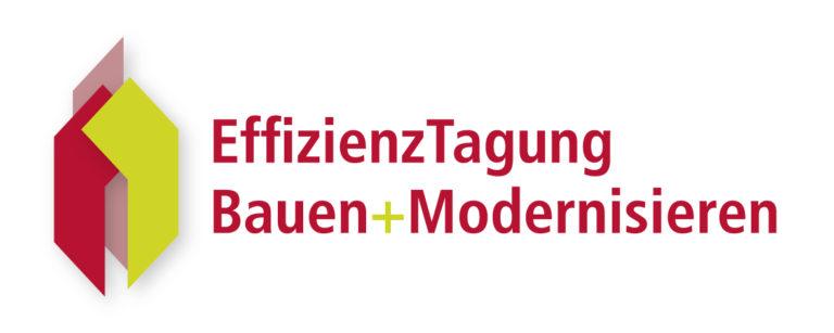 Logo EffizienzTagung Bauen+Modernisieren
