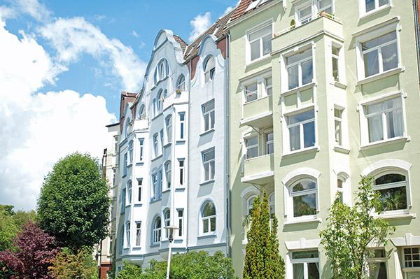 Kiel Schreventeich, Häuser ©ralfgosch