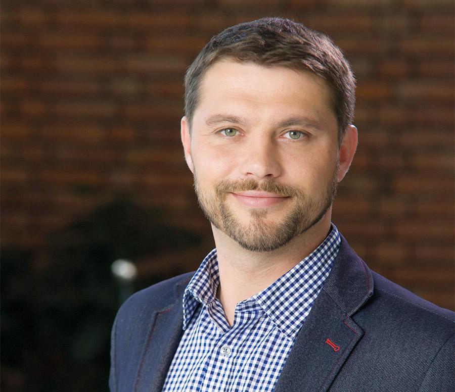 Portrait von Marco Haase